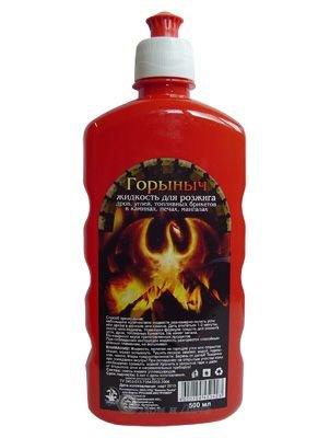 """Жидкость для розжига """"ГОРЫНЫЧ"""" 500мл DD-593"""
