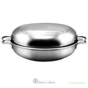 Сковорода-жаровня 26см с ТРС-3 1с749