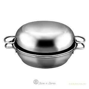 Сковорода-жаровня 22см с ТРС-3 1с748