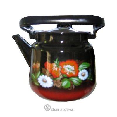 Чайник 3,5л с рисунком 1с26я