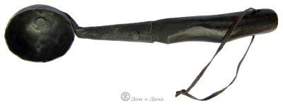 Черпак для сауны кованый HC-180