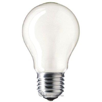 Лампа накаливания. Стандарт. (А50/А55) МТ 40Вт E27 Космос