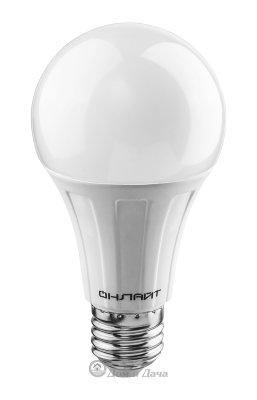 Лампа ОНЛАЙТ 71 655 OLL-A65-12-230-4K-E27