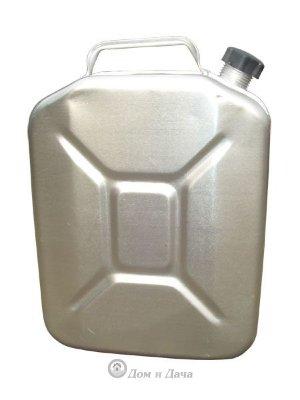 Канистра 20л алюминиевая