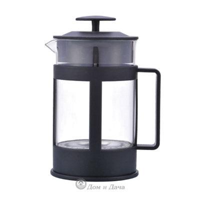 Френч-пресс 1000 мл стекло/пластмасса