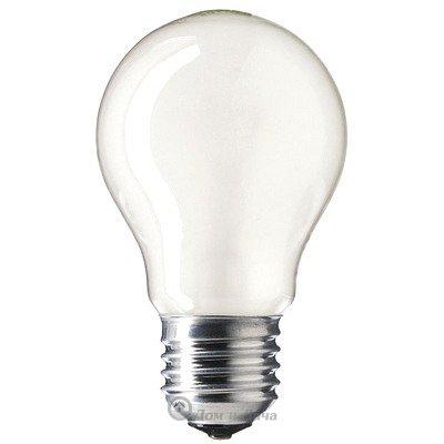 Лампа накаливания. Стандарт. (А50/А55) МТ 60Вт E27 Космос