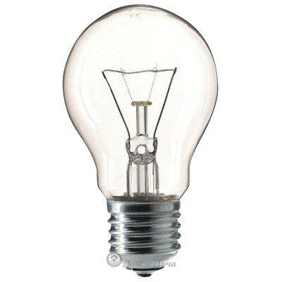 Лампа накаливания. Стандарт. (А50/А55) ПР 95Вт E27 Космос