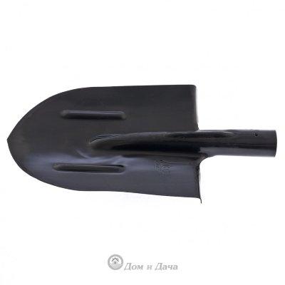 Лопата штыковая, 205 x 275 мм, ребра жесткости, без черенка Россия