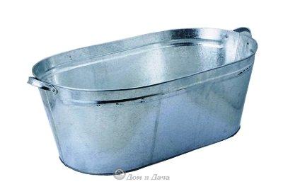 Ванна оцинкованная 60л