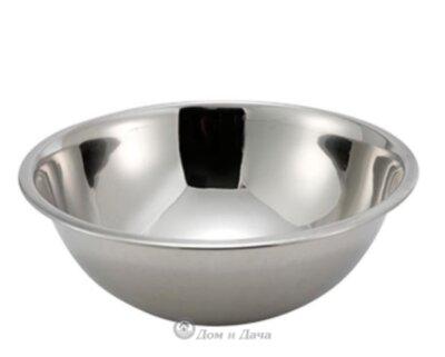 Миска/тарелка из нержавеющей стали