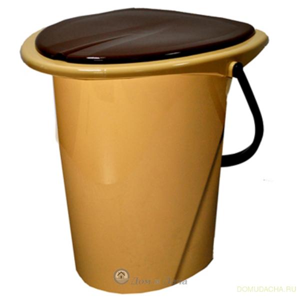 Ведро туалет 17л ING30001F