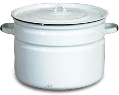 Бак 24 литра эмалированный