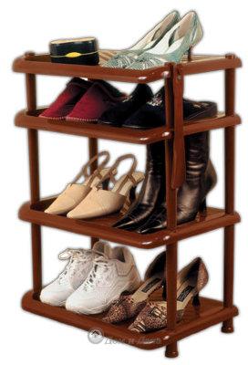 "Этажерка для обуви ""Комфорт"" (4 полки)"