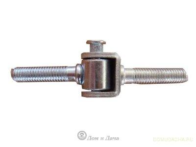 Петля ввертная ПВв-1 цинк