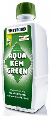 Туалетная жидкость A/K Green 0,375л (24 бут)