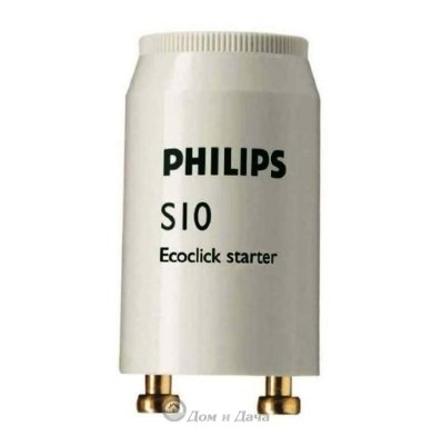Стартер S10 Ecoclick 4-65W SIN 220-240V Philips