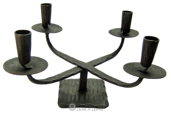 Подсвечник кованый (4 свечи) HC-94