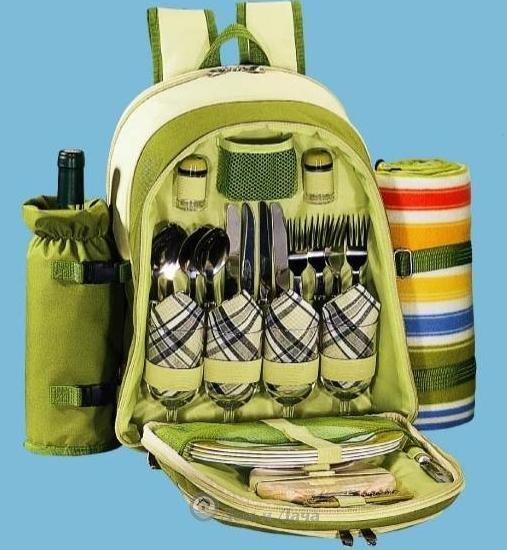 Набор для пикника Green Glade 3141, 30 предметов.