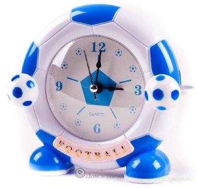 "Часы будильник ""Футбол"" MAX-9831"