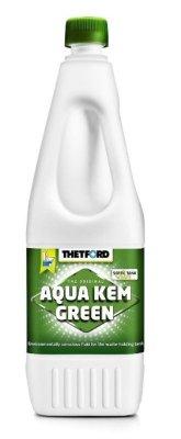 Жидкость для биотуалета Aqua Kem Green 1,5л.