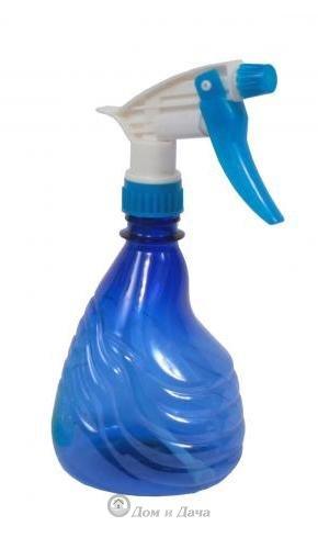 Распылитель жидкости 0,5л Грация М439 ПЭТ