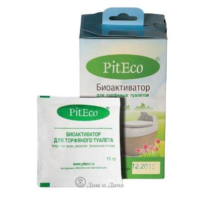 "Биоактиватор для торфяных туалетов ""Piteco"""