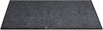 Коврик ПВХ 60х90 см серый