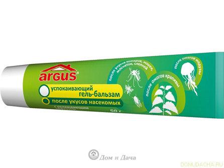 Гель-бальзам после укусов ARGUS 50г (туба)