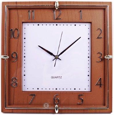 """Часы настенные MAXTRONIC """"Каштан"""""""
