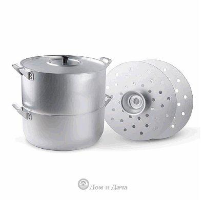 Манты-казан (мантоварка) 6 л МТ-040