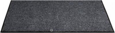 Коврик ПВХ 40х60 см серый