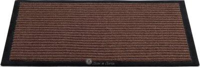 Коврик ПВХ 40х60 см коричневый