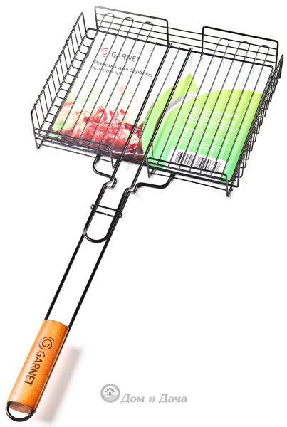 Решетка для барбекю GARNET GBQ-8 31х24х5,5 см