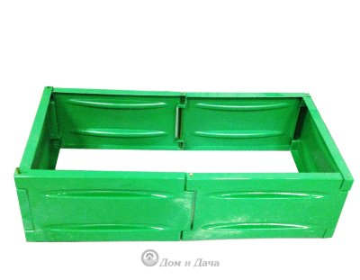 Ограждения для грядки Nano-Garden 120*60см, комплект