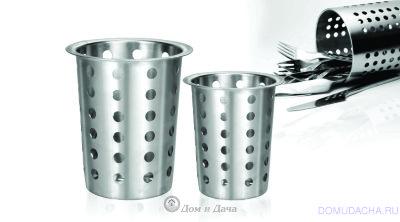 Стакан для столовых приборов длина 11,5см