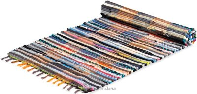 Хлопковый коврик 60х180 см